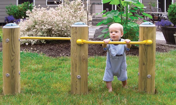 Toddler Pull Up Bar Playground Equipment Bigtoys