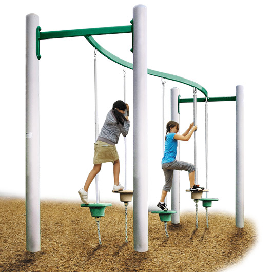 PlayPod Traverse Curved