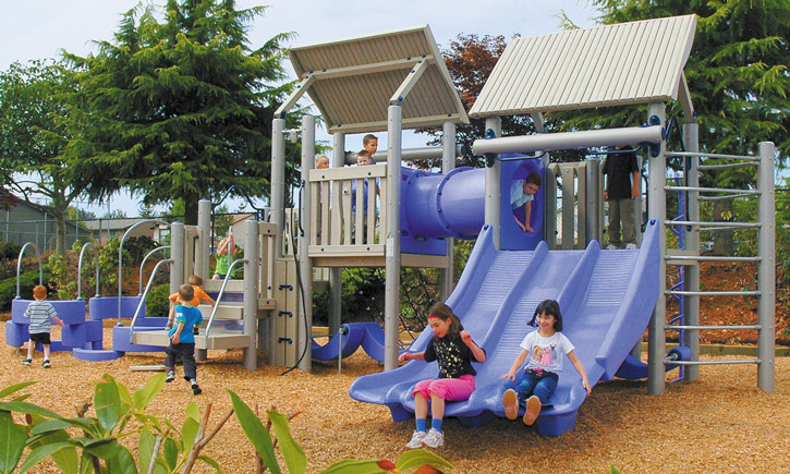 BigToys Traditional Playground