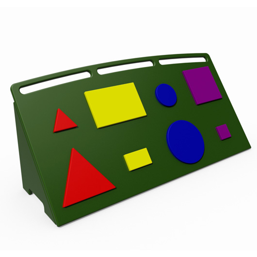Shapes Sensory Box